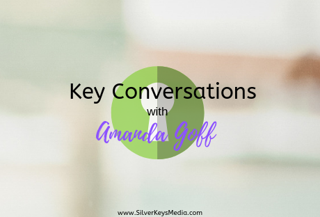 Key Conversations with Amanda Goff | Episode 12
