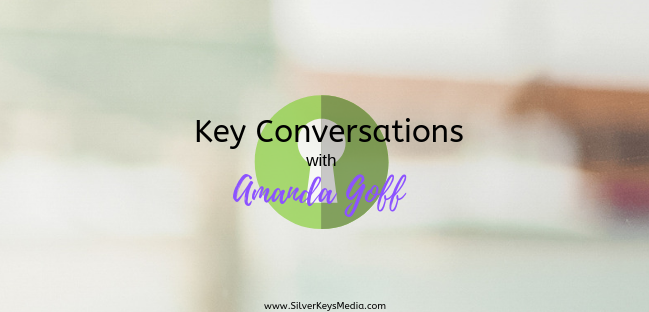 Key Conversations with Amanda Goff | Episode 1